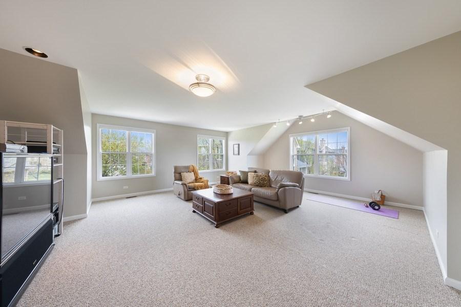 Real Estate Photography - 1229 S. Patrick Lane, Palatine, IL, 60067 - Bonus Room