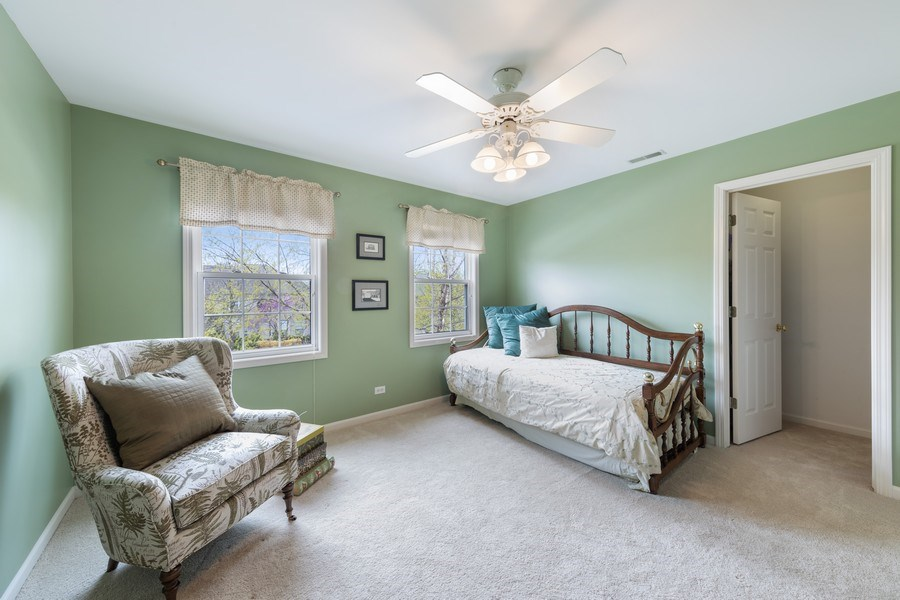 Real Estate Photography - 1229 S. Patrick Lane, Palatine, IL, 60067 - 4th Bedroom