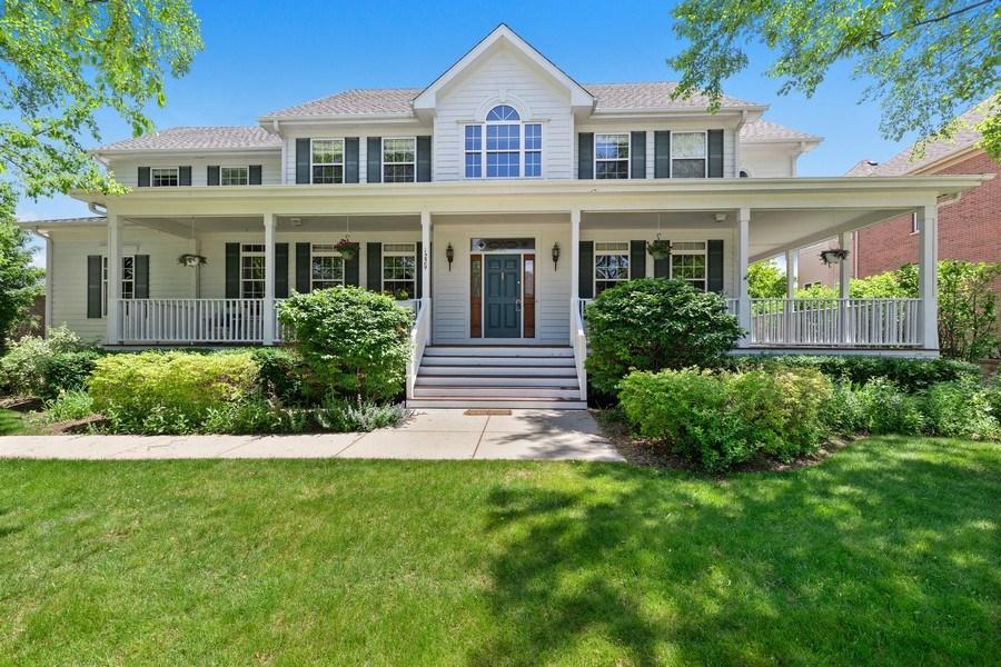 Real Estate Photography - 1229 S. Patrick Lane, Palatine, IL, 60067 - Front View