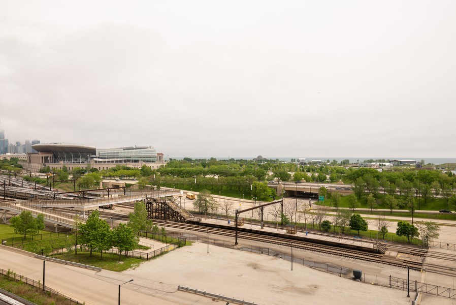 Real Estate Photography - 1841 S. Calumet Avenue, Unit 807, Chicago, IL, 60616 - View