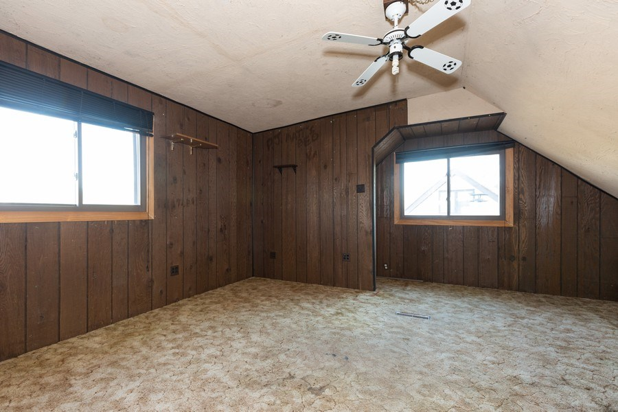 Real Estate Photography - 8955 Saratoga Drive, Bridgeview, IL, 60455 - 3rd Bedroom