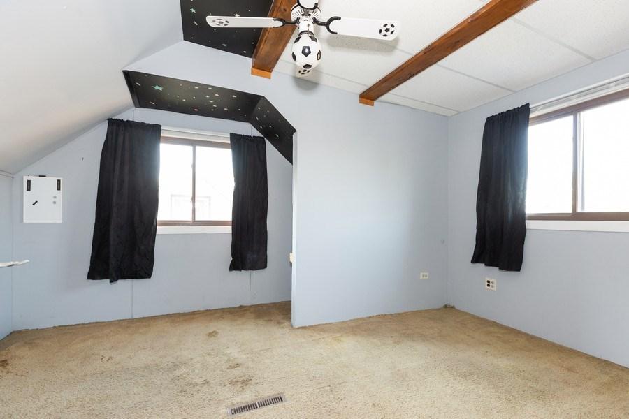 Real Estate Photography - 8955 Saratoga Drive, Bridgeview, IL, 60455 - 4th Bedroom