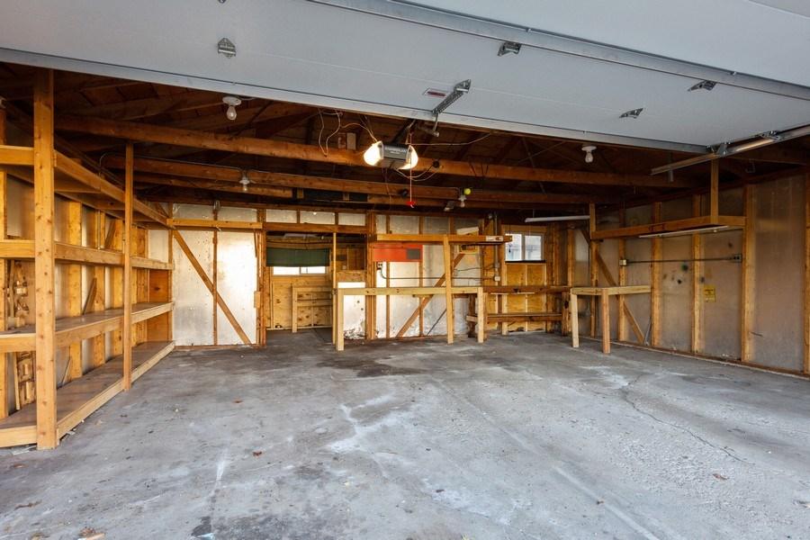 Real Estate Photography - 8955 Saratoga Drive, Bridgeview, IL, 60455 - Garage