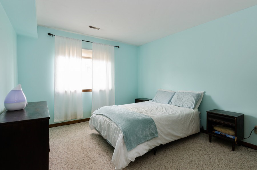 Real Estate Photography - 884 S. PLum Grove Road, Unit 111, Palatine, IL, 60067 - Master Bedroom