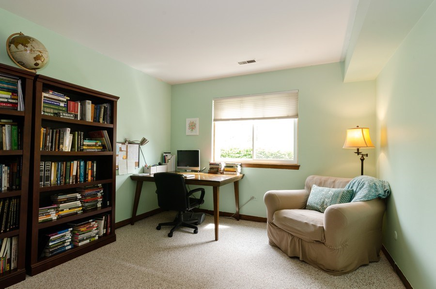 Real Estate Photography - 884 S. PLum Grove Road, Unit 111, Palatine, IL, 60067 - 2nd Bedroom