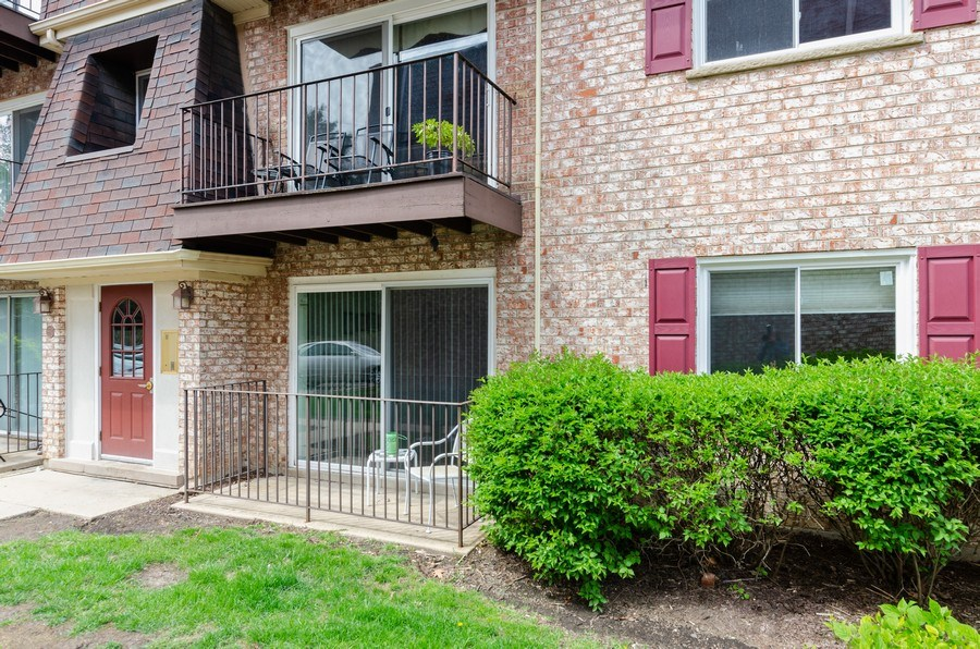 Real Estate Photography - 884 S. PLum Grove Road, Unit 111, Palatine, IL, 60067 - Front View