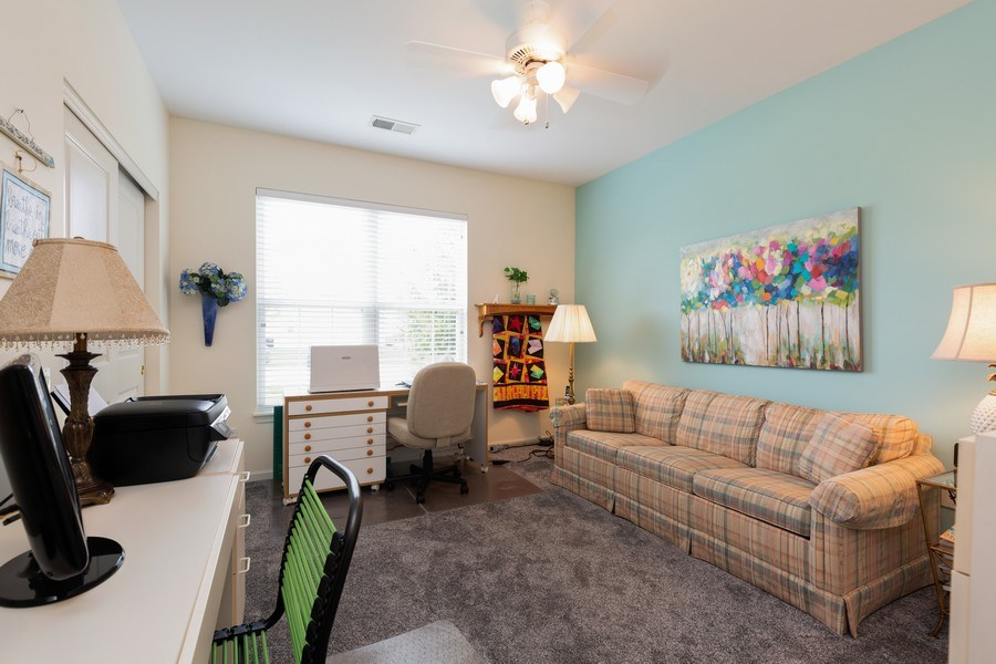Real Estate Photography - 14082 Francesca Cove, Huntley, IL, 60142 - 2nd Bedroom