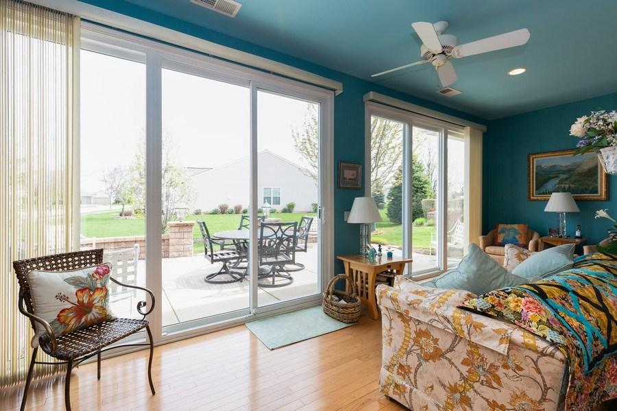 Real Estate Photography - 14082 Francesca Cove, Huntley, IL, 60142 - Porch