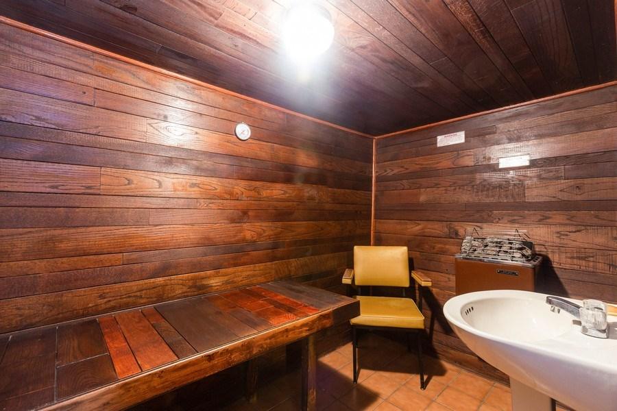Real Estate Photography - 6834 S. Tripp Avenue, Chicago, IL, 60629 - Sauna