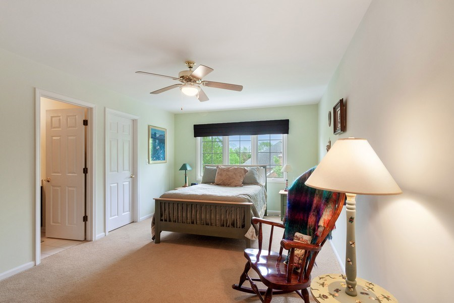 Real Estate Photography - 2S375 Canterbury Court, Glen Ellyn, IL, 60137 - 3rd Bedroom