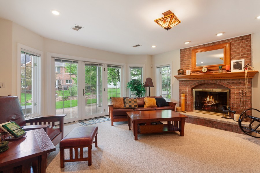 Real Estate Photography - 2S375 Canterbury Court, Glen Ellyn, IL, 60137 - Basement