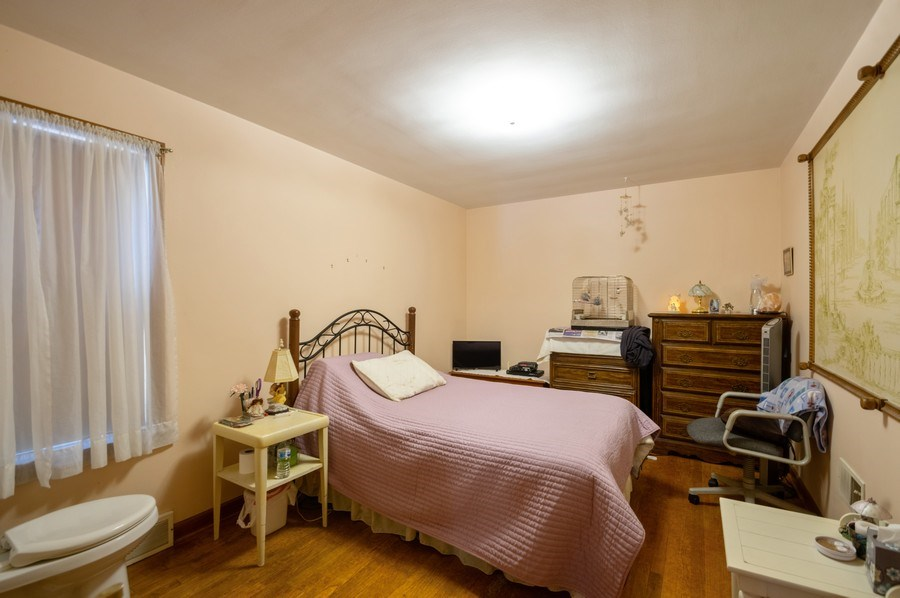 Real Estate Photography - 3619 North Nordica Ave, Chicago, IL, 60634 - 2nd Bedroom