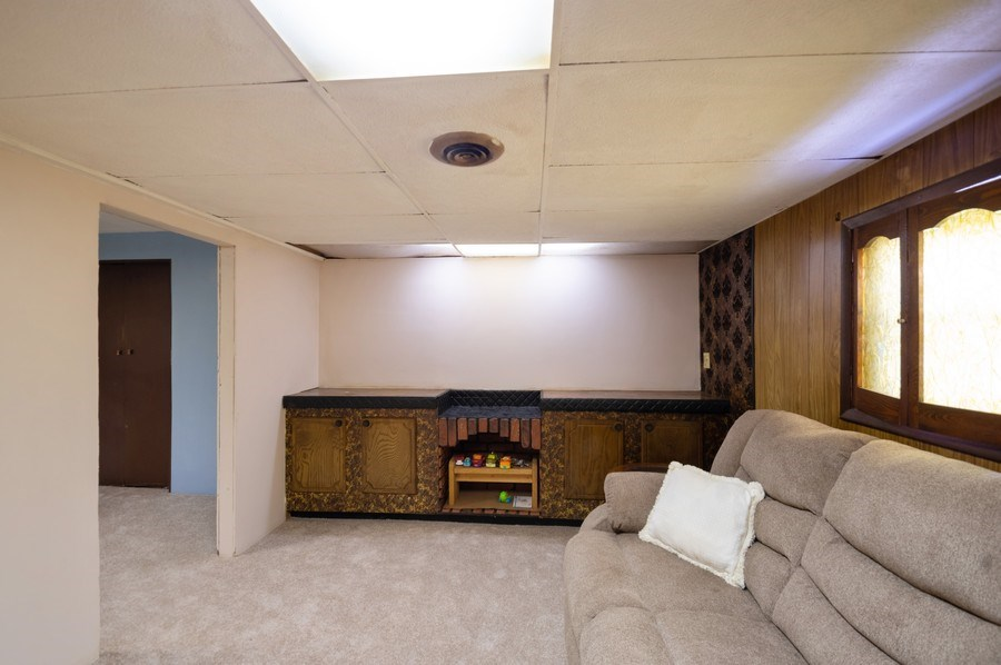 Real Estate Photography - 3619 North Nordica Ave, Chicago, IL, 60634 - Basement