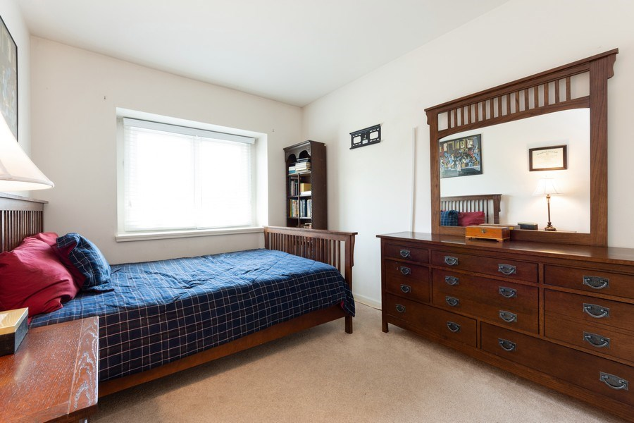 Real Estate Photography - 1003 Arbor Court, Mount Prospect, IL, 60056 - 3rd Bedroom