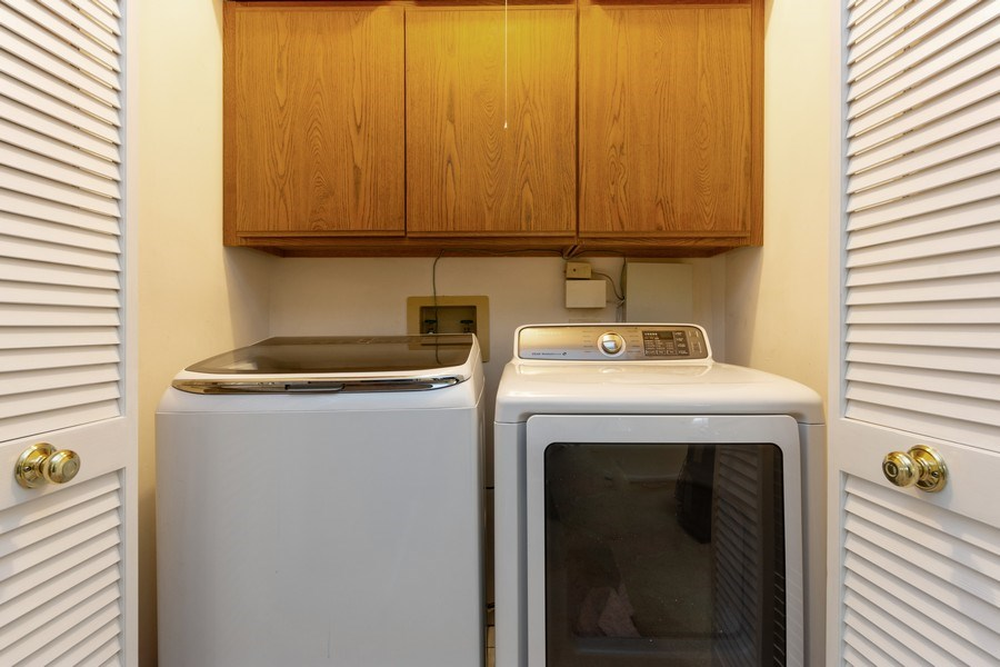 Real Estate Photography - 1003 Arbor Court, Mount Prospect, IL, 60056 - Laundry Room