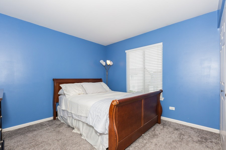 Real Estate Photography - 16706 W. Adobe Drive, Lockport, IL, 60441 - 2nd Bedroom