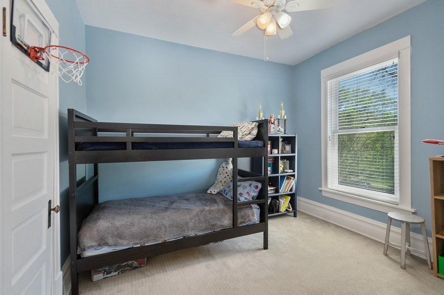 Real Estate Photography - 4220 N. Hermitage Avenue, Chicago, IL, 60613 - 3rd Bedroom