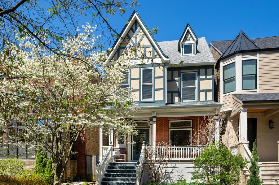 Real Estate Photography - 4220 N. Hermitage Avenue, Chicago, IL, 60613 - Front View