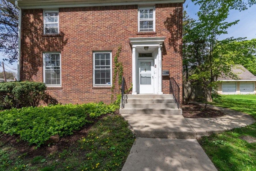 Real Estate Photography - 225 West Ogden Ave, Naperville, IL, 60540 - Front View