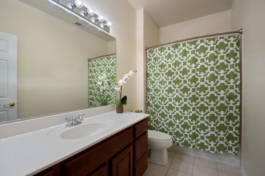 Real Estate Photography - 4655 N. Laporte Avenue, Chicago, IL, 60630 - 4th Bathroom
