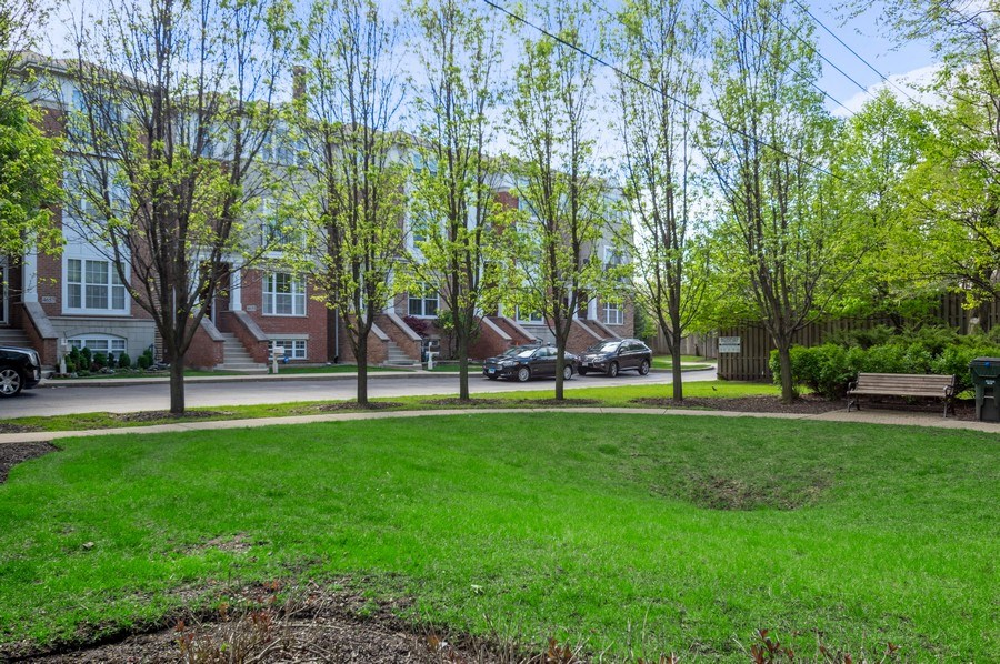 Real Estate Photography - 4655 N. Laporte Avenue, Chicago, IL, 60630 - Park View
