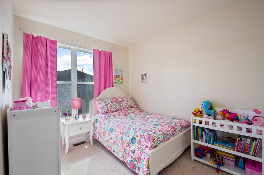 Real Estate Photography - 4655 N. Laporte Avenue, Chicago, IL, 60630 - 3rd Bedroom