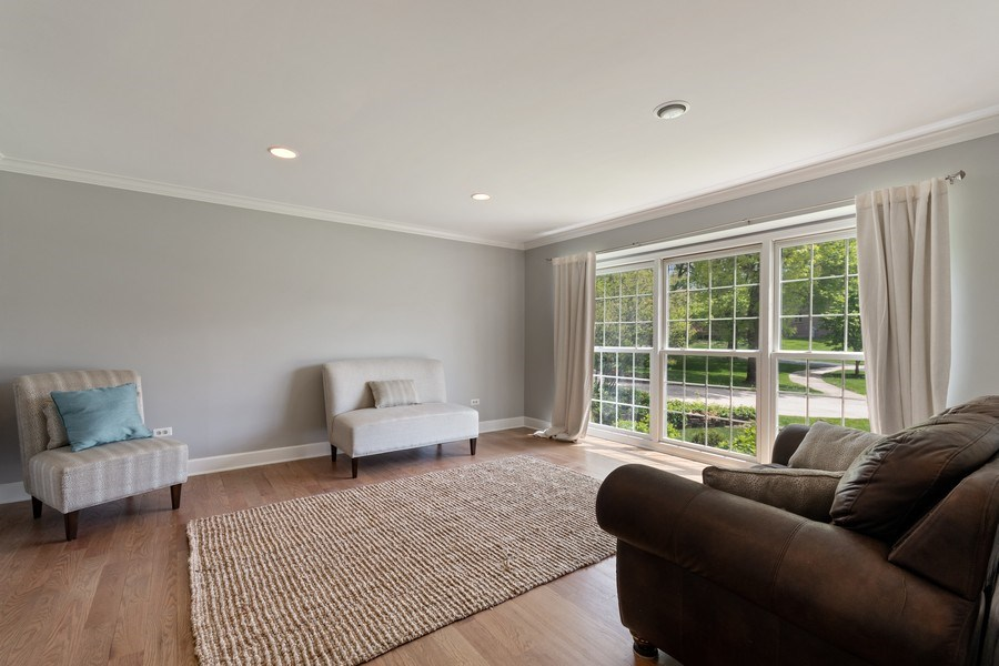 Real Estate Photography - 405 Lampwick Court, Naperville, IL, 60563 - Living Room