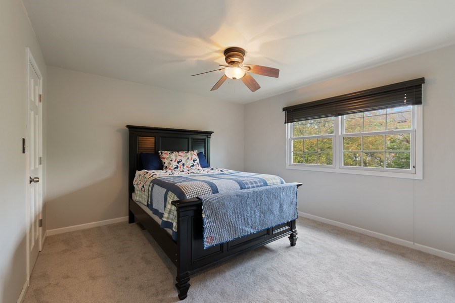 Real Estate Photography - 405 Lampwick Court, Naperville, IL, 60563 - 2nd Bedroom
