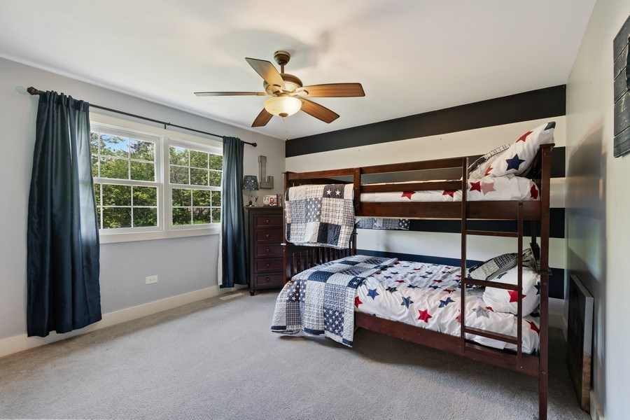 Real Estate Photography - 405 Lampwick Court, Naperville, IL, 60563 - 3rd Bedroom