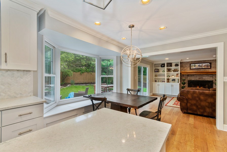 Real Estate Photography - 405 Lampwick Court, Naperville, IL, 60563 - Kitchen
