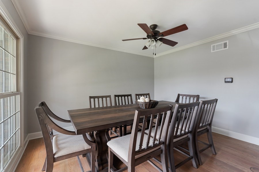 Real Estate Photography - 405 Lampwick Court, Naperville, IL, 60563 - Dining Room