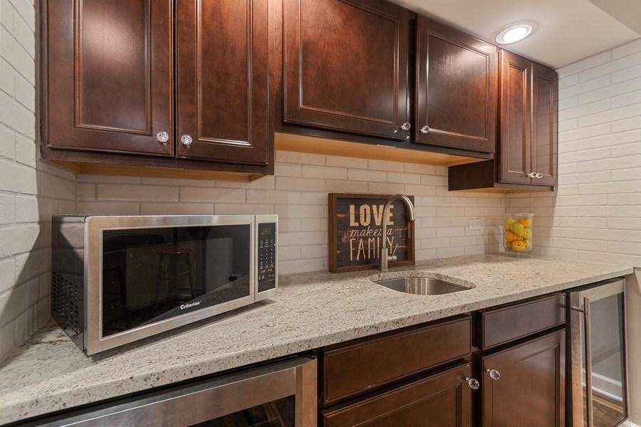 Real Estate Photography - 405 Lampwick Court, Naperville, IL, 60563 - Basement