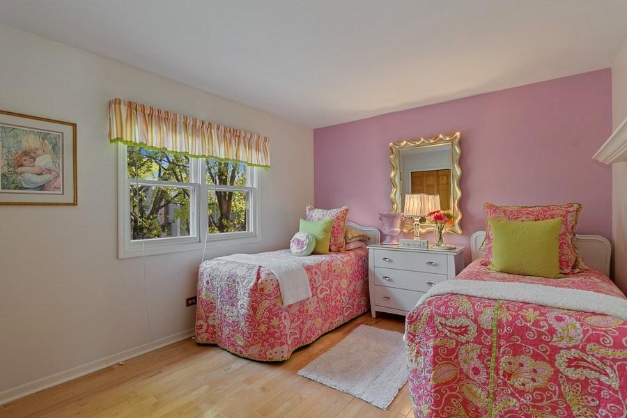 Real Estate Photography - 1549 Preston Road, Naperville, IL, 60563 - 4th Bedroom
