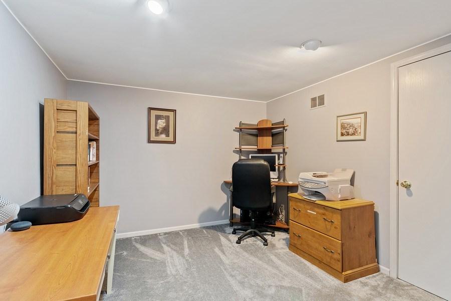 Real Estate Photography - 1549 Preston Road, Naperville, IL, 60563 - Basement