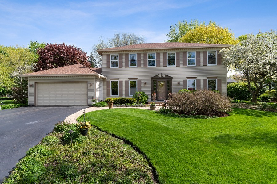 Real Estate Photography - 1549 Preston Road, Naperville, IL, 60563 - Front View