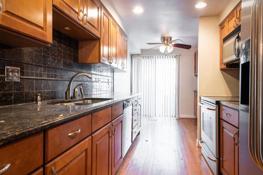 Real Estate Photography - 1731 Grove Street, Glenview, IL, 60025 - Kitchen / Breakfast Room