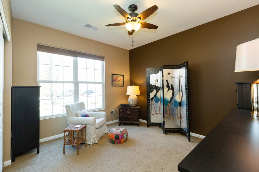 Real Estate Photography - 12382 Scarlet Drive, Huntley, IL, 60142 - 2nd Bedroom