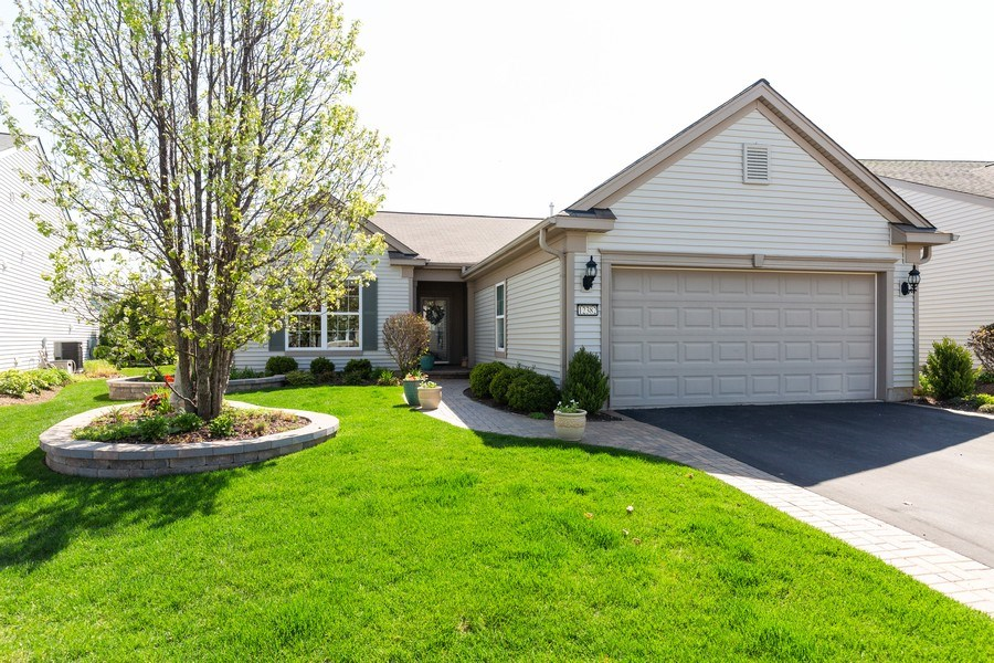 Real Estate Photography - 12382 Scarlet Drive, Huntley, IL, 60142 - Front View