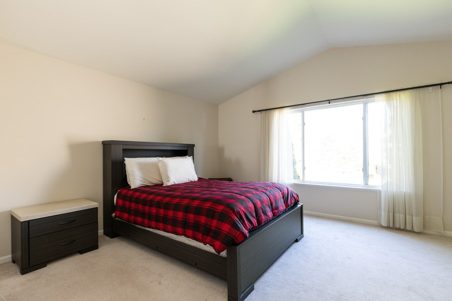 Real Estate Photography - 1312 MAYFAIR Lane, Grayslake, IL, 60030 - Master Bedroom Space