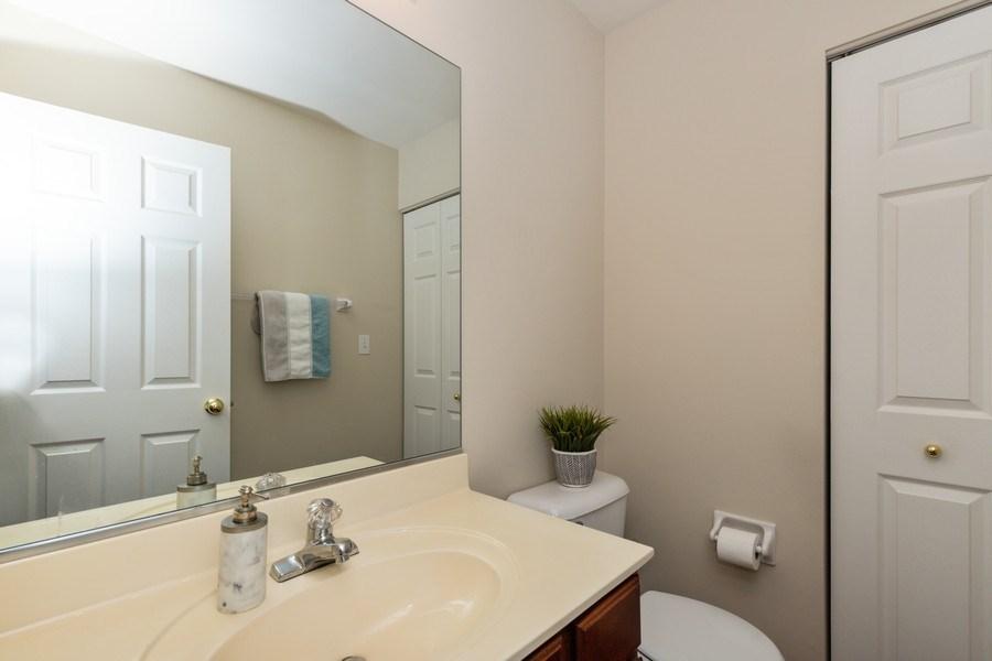 Real Estate Photography - 1312 MAYFAIR Lane, Grayslake, IL, 60030 - Bathroom