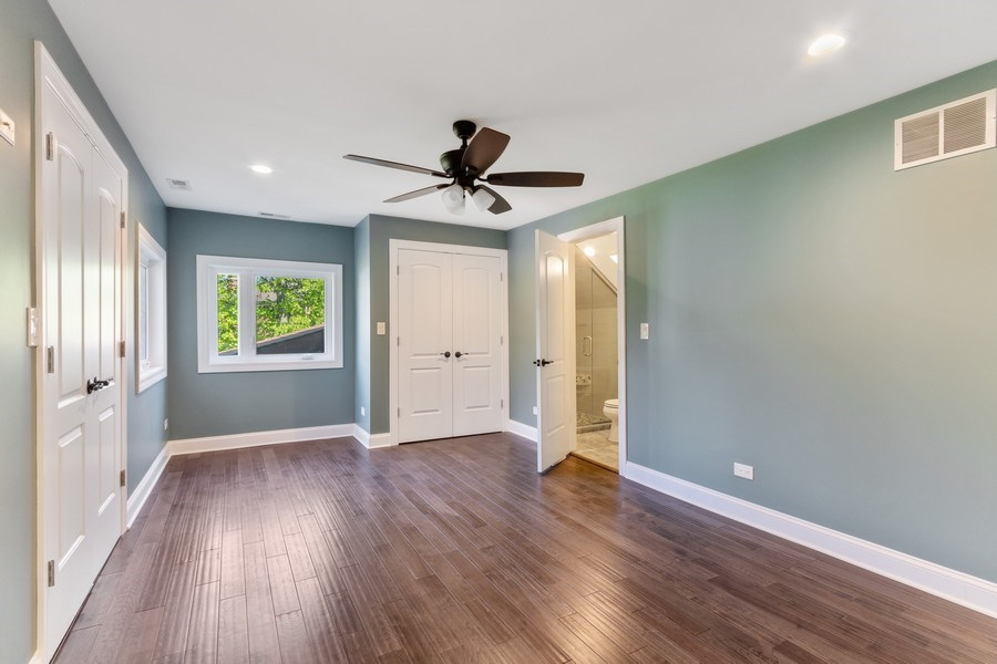 Real Estate Photography - 403 Woods Road, Des Plaines, IL, 60016 - 2nd Bedroom