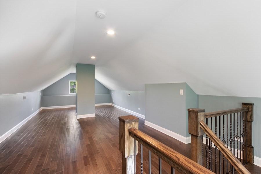 Real Estate Photography - 403 Woods Road, Des Plaines, IL, 60016 - Bonus Room