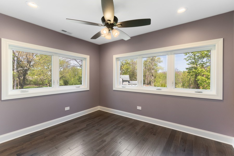 Real Estate Photography - 403 Woods Road, Des Plaines, IL, 60016 - 5th Bedroom
