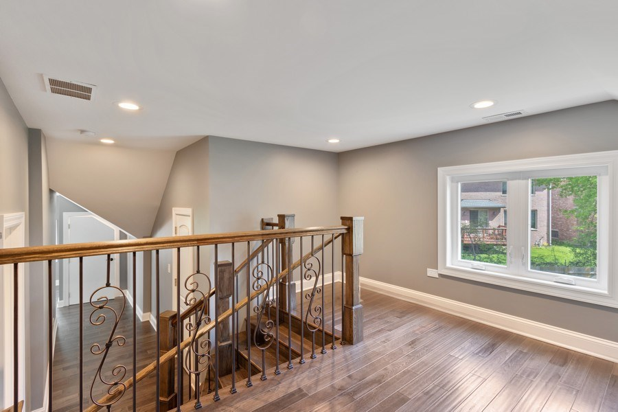 Real Estate Photography - 403 Woods Road, Des Plaines, IL, 60016 - Master Bedroom