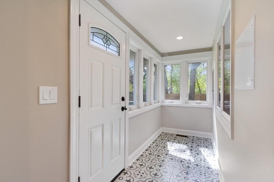 Real Estate Photography - 403 Woods Road, Des Plaines, IL, 60016 - Mudroom