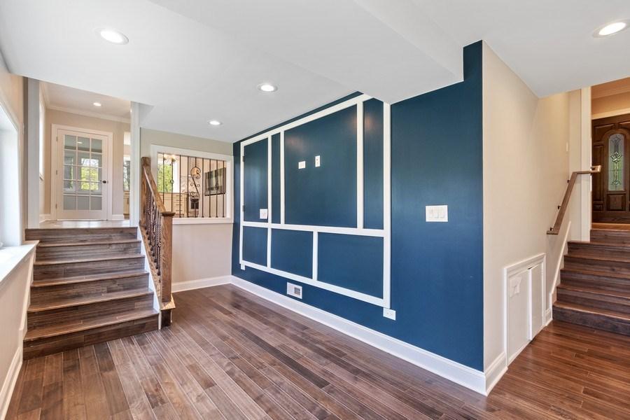 Real Estate Photography - 403 Woods Road, Des Plaines, IL, 60016 - Den