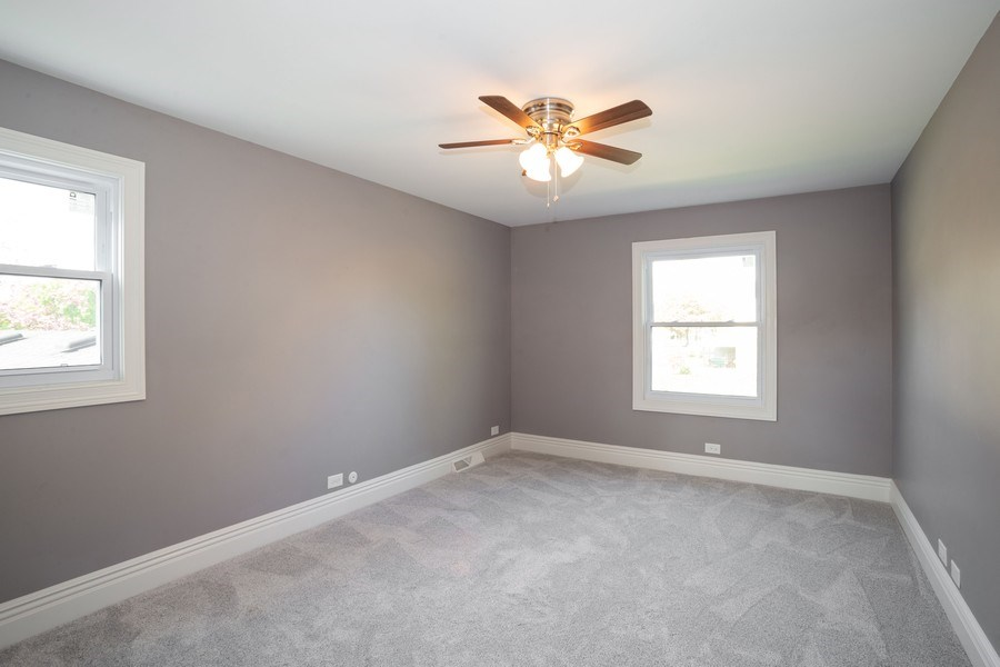Real Estate Photography - 1653 N. Douglas Avenue, Arlington Heights, IL, 60004 - Master Bedroom