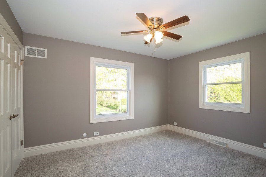 Real Estate Photography - 1653 N. Douglas Avenue, Arlington Heights, IL, 60004 - 2nd Bedroom