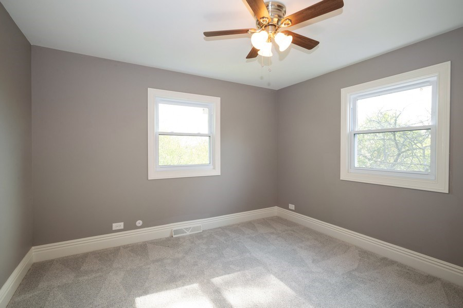 Real Estate Photography - 1653 N. Douglas Avenue, Arlington Heights, IL, 60004 - 3rd Bedroom