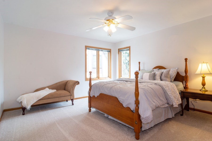 Real Estate Photography - 308 S Derbyshire, Arlington Heights, IL, 60004 - 2nd Bedroom